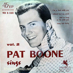 Pat Boone - Gee But It's Lonely / For My Good Fortune