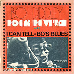 Bo Diddley Ooh Baby Back To School