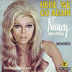 Nancy Sinatra 45 Tours Discography French Pressings 7 Quot